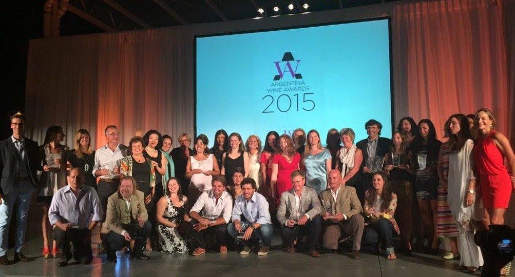 AWA2015 Ganadores - Trophy AWA2015