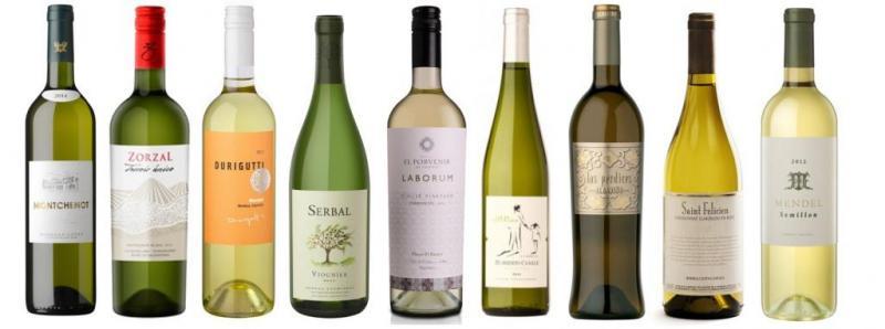 Mis 9 vinos para conocer los varietales blancos