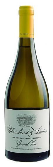 Blanchard & Lurton Grand Vin 2014