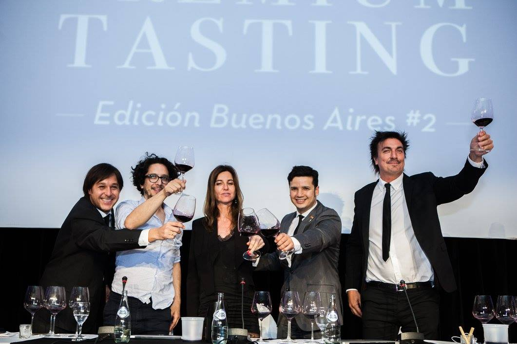 Por qué recomiendo el Premium Tasting Buenos Aires