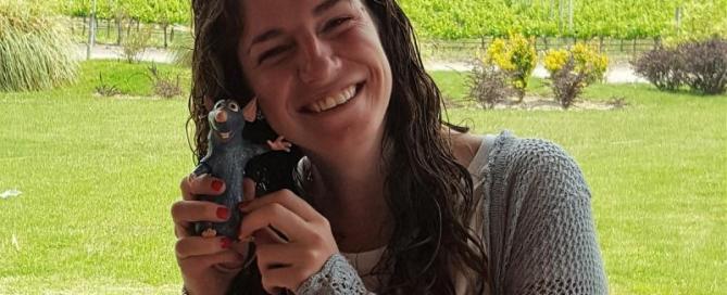 #AWBPresenta a Julia Halupczok, Enóloga de Finca Sophenia