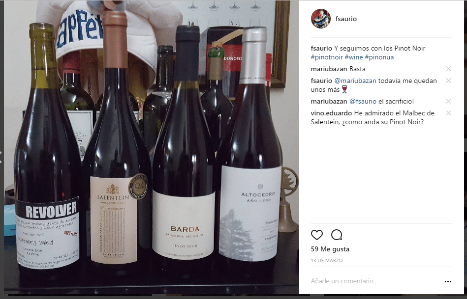 #Quesecepa más de Pinot Noir 13
