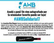 #AWBSolidaria17