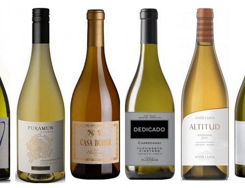 Recién Descorchados Septiembre 2017 – Edición Especial Chardonnay