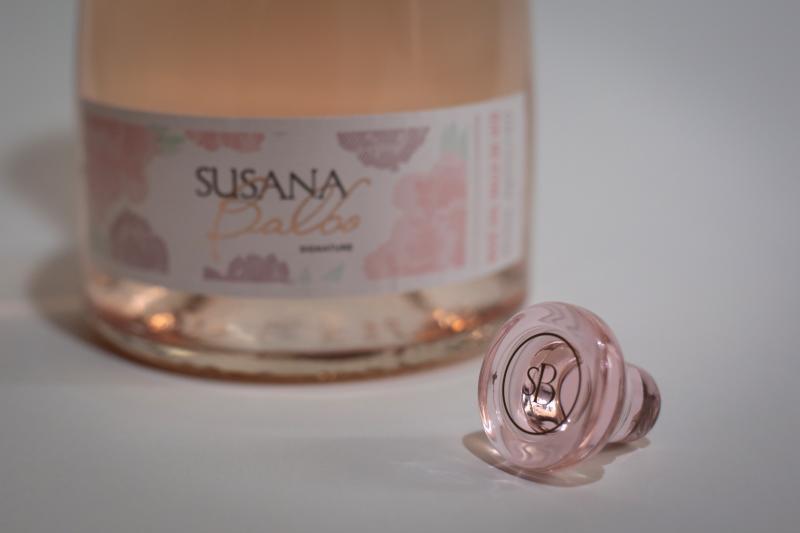 Tapón de Cristal - Susana Balbo Rosé del Valle de Uco