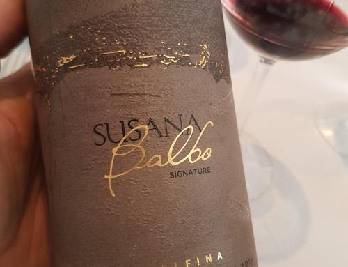 Susana Balbo Signature Edición Limitada Finca la Delfina 2013 de Paraje Altamira