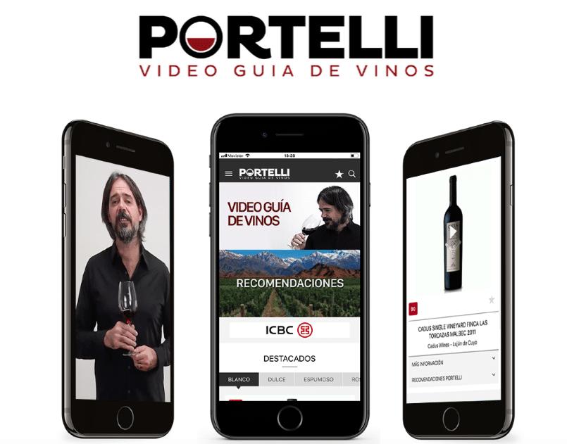 Portelli - Video Guía de Vinos Argentinos
