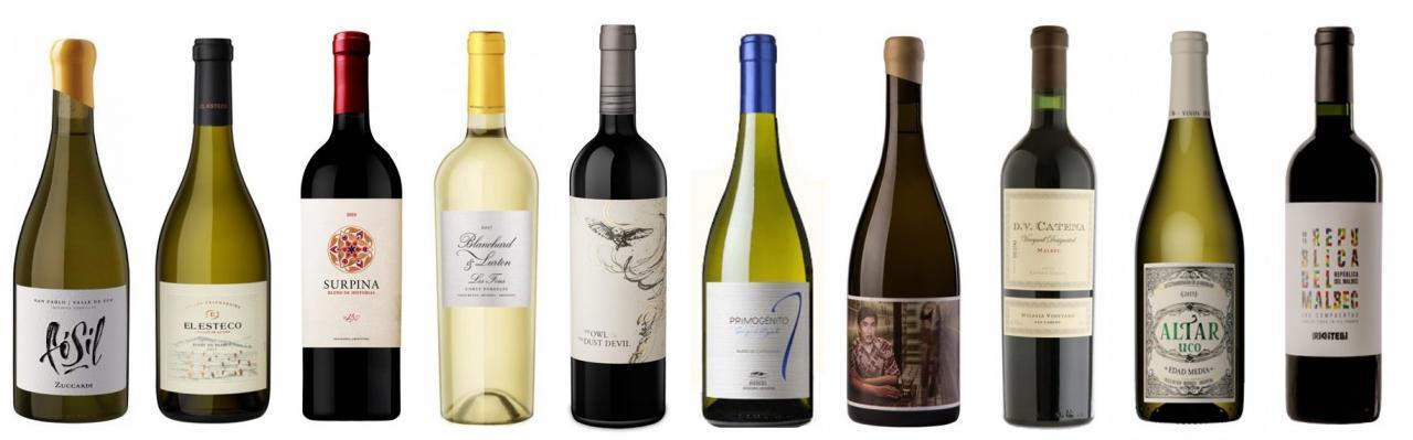 Mis 10 vinos de 2017