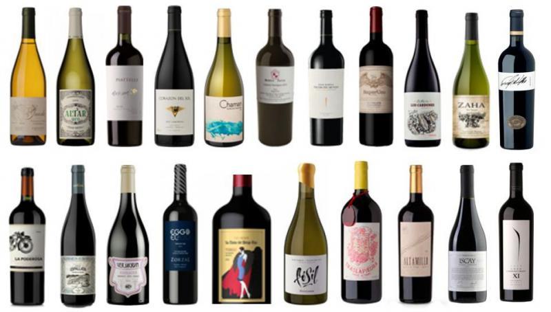 Los mejores Vinos de 2017