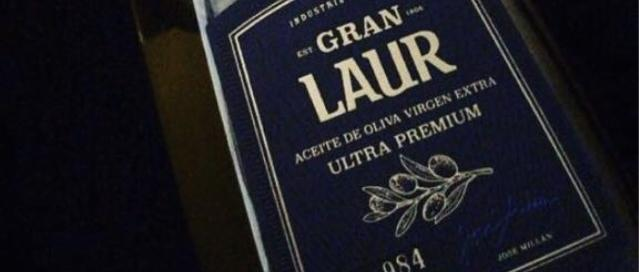 Gran Laur, el nuevo aceite de oliva ultra premium de José Millán