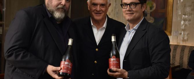 Altos Las Hormigas presentó su vino Bonarda Brusca junto a Pietro Sorba 1