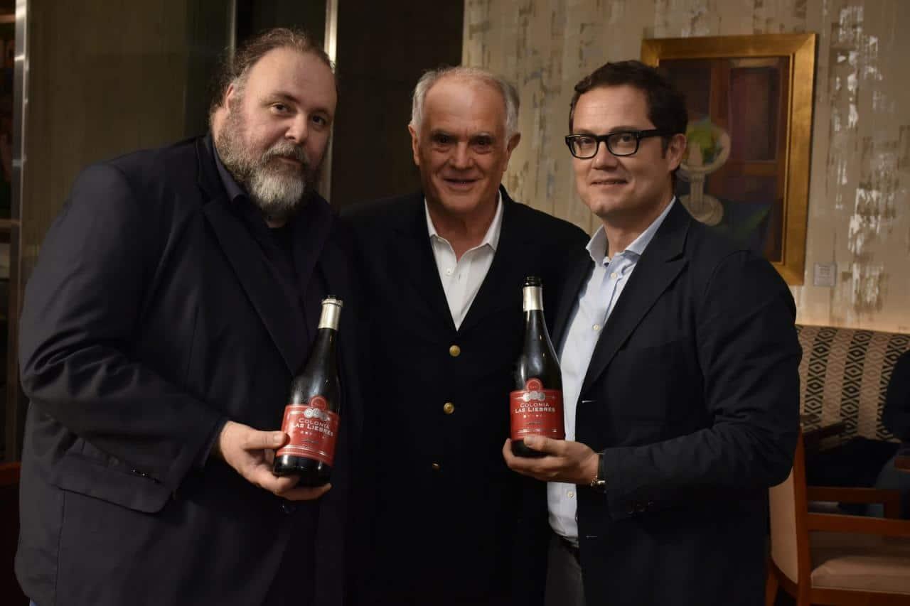 Altos Las Hormigas presentó su vino Bonarda Brusca junto a Pietro Sorba