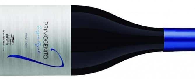 Primogénito Sangre Azul Pinot Noir