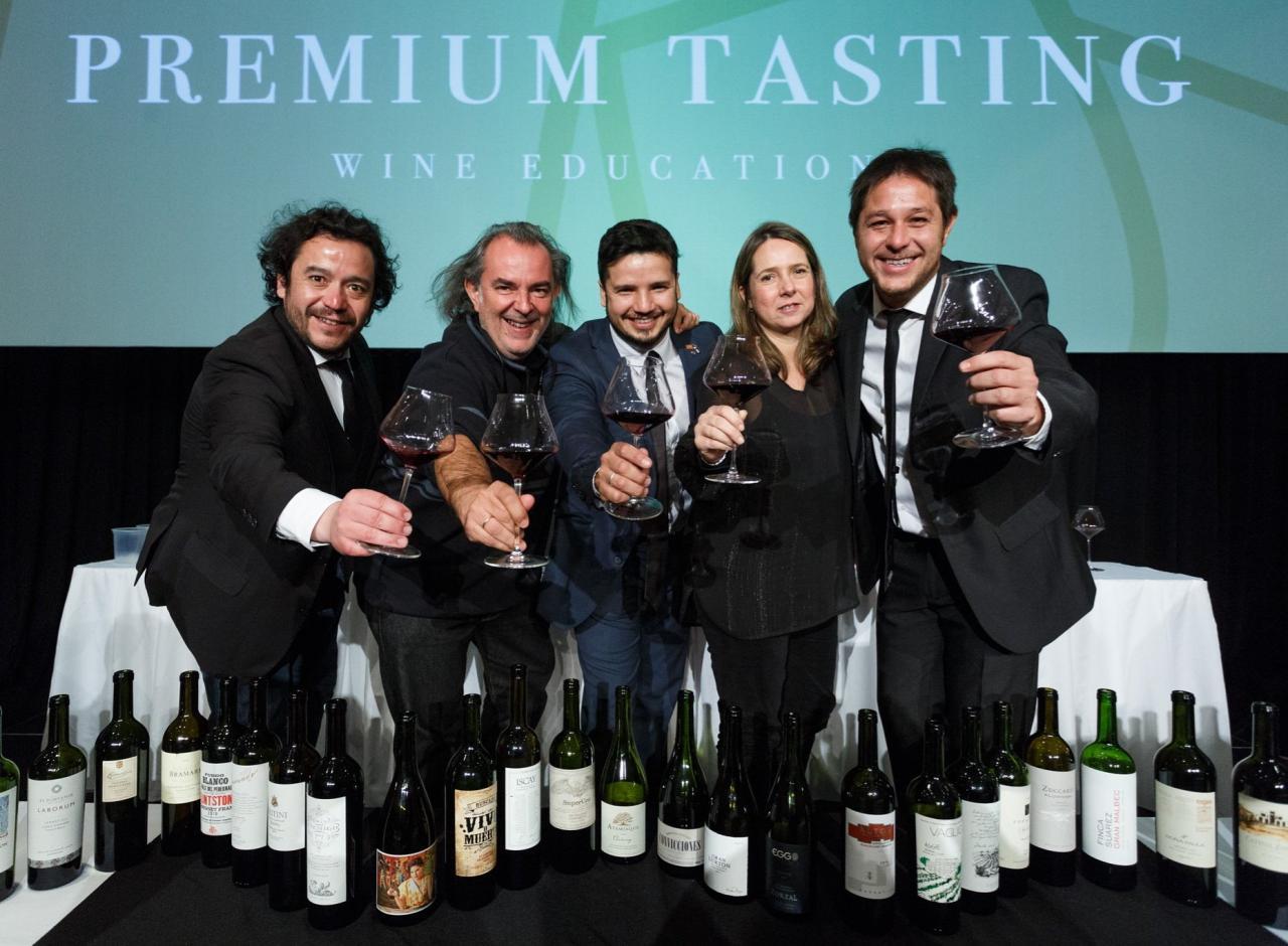 Premium Tasting 2018