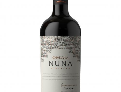 Chakana redefine su línea Nuna con Chakana Nuna Vineyard Syrah 2017