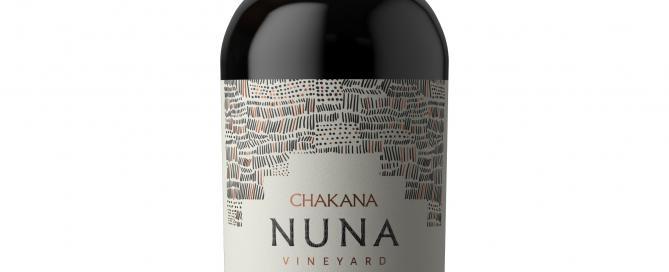 Chakana redefine su línea Nuna con eñ Chakana Nuna Vineyard Syrah 2017