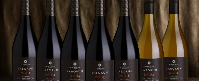 """""""Laborum De Parcela"""", vinos que son el fiel reflejo de una finca y que encierran la identidad única e irrepetible de un varietal en un conjunto de plantas de un lote específico, de una zona puntual, de un terruño en el mundo."""