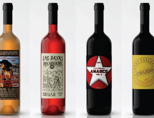 Las Payas – Primera exportación de vino artesanal de la Argentina