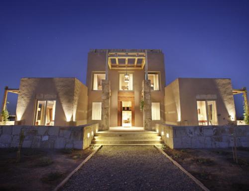 Rosell Boher Lodge premiado por su Arquitectura