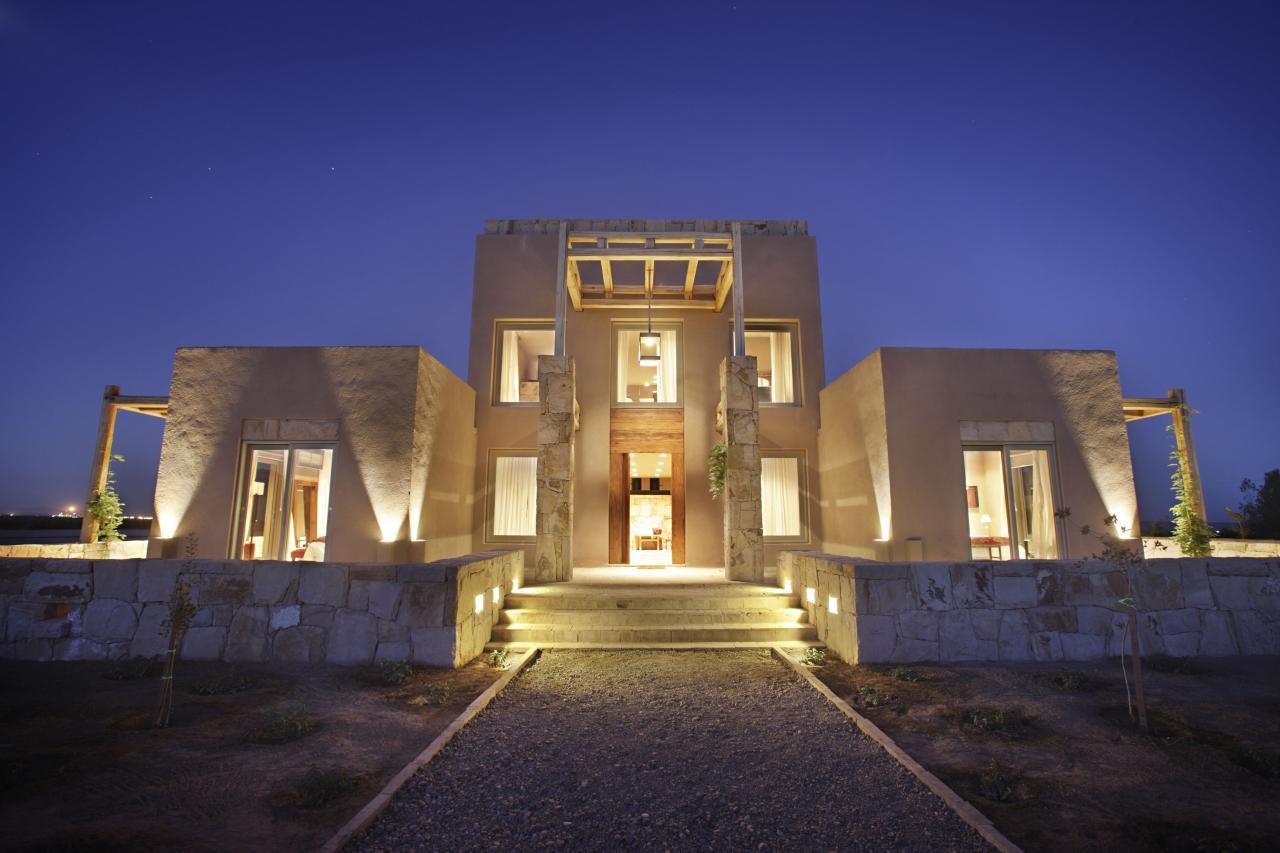 Rosell Boher Lodge fue premiado por su Arquitectura & Paisajismo