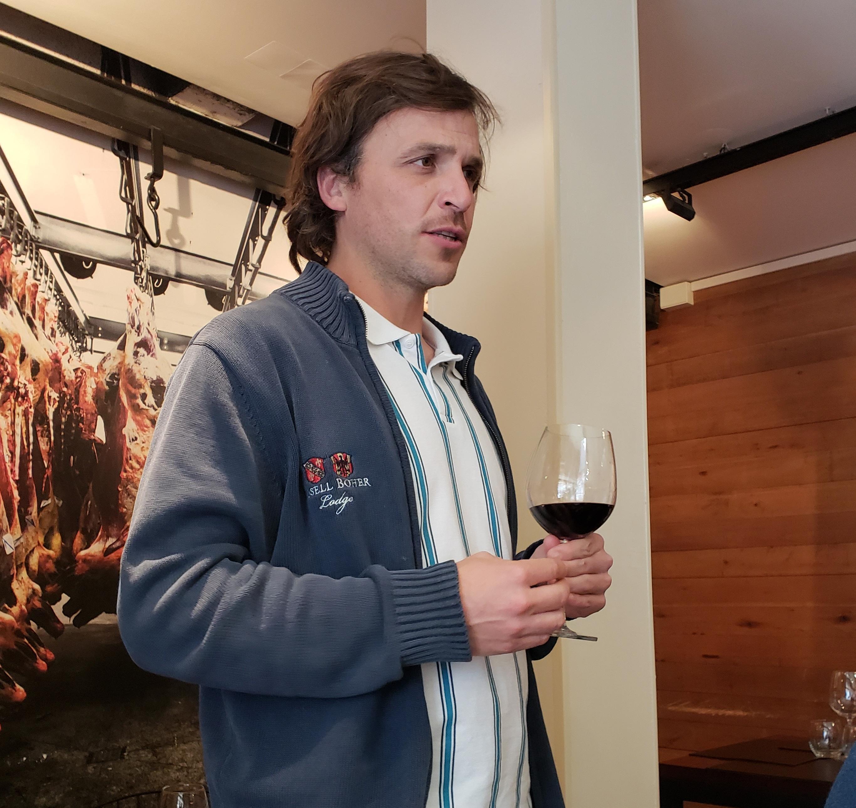 Rosell Boher presentó los nuevos Casa Boher Gran Reserva 2015 y Gran Chardonnay 2017 1