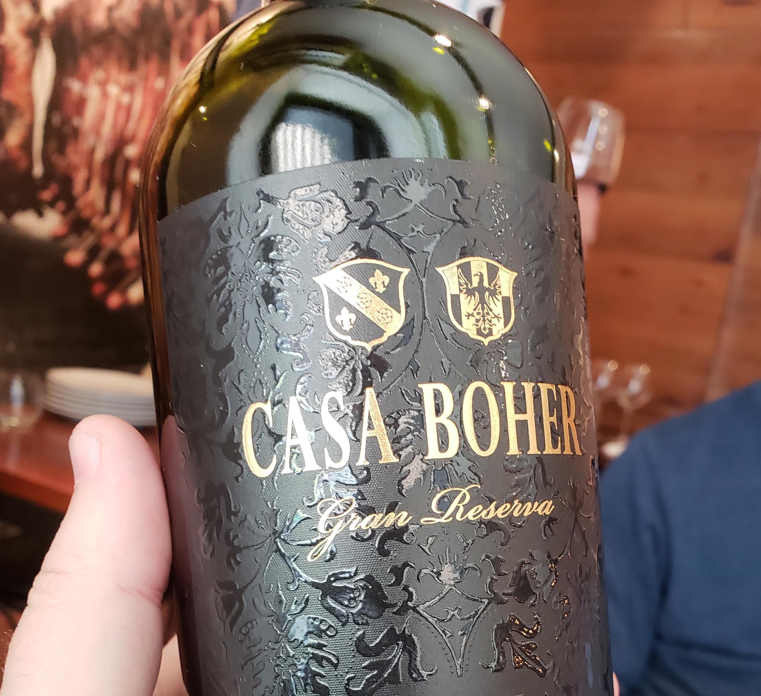 Rosell Boher presenta los nuevos Casa Boher Gran Reserva 2015 y Gran Chardonnay 2017