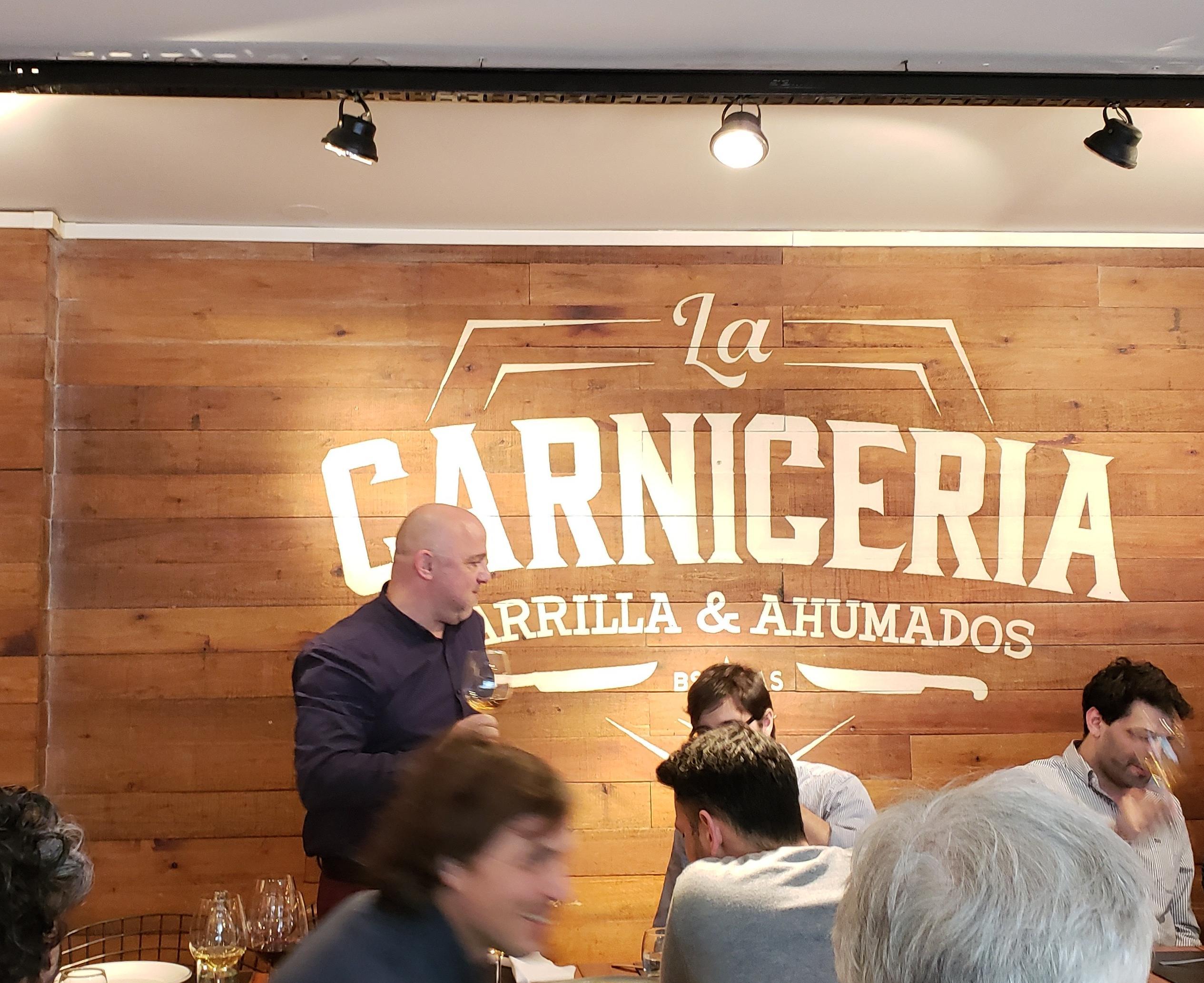 La Carnicería fue el lugar elegido para la Presentación