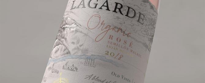 Lagarde Organic Rosé