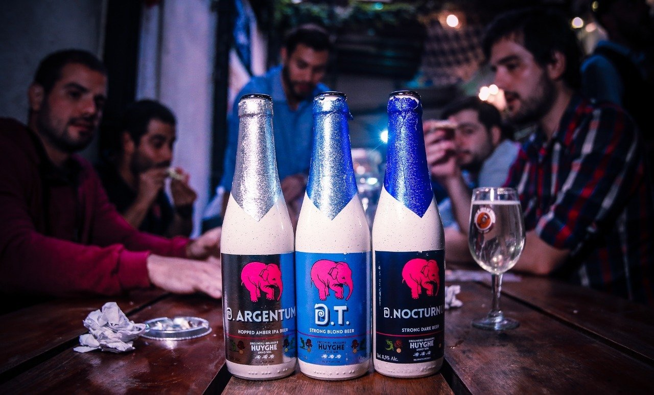 Delirium, La cerveza icónica del elefante rosa desembarca en el mercado argentino