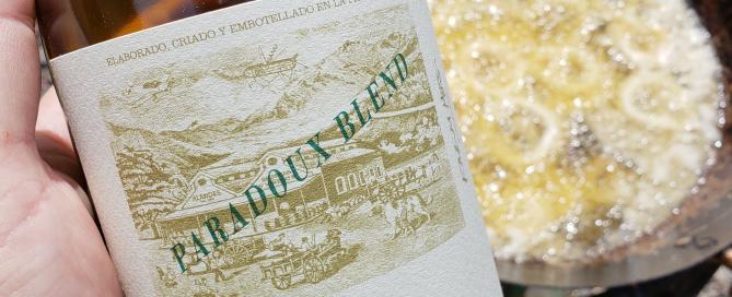Alandes Paradoux Blend Blanc de Blancs II