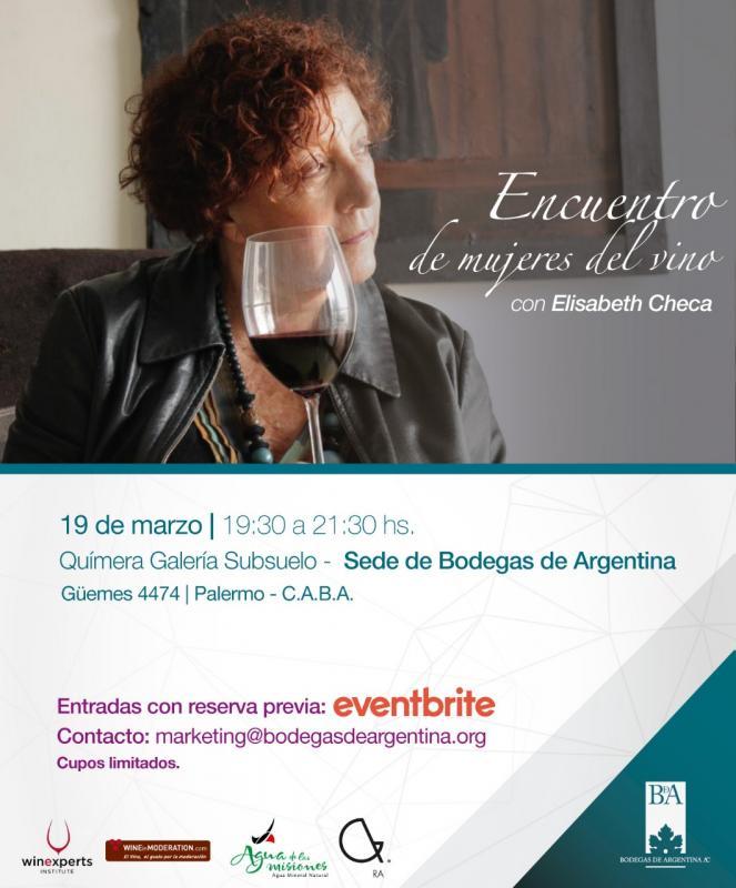 Encuentro de Mujeres del Vino