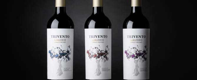 Trivento Gaudeo, la nueva línea Single Vineyard de Bodega Trivento