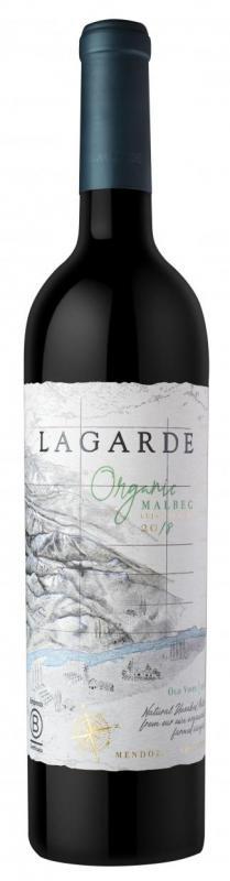 Lagarde Organic Malbec, el nuevo vino orgánico de Bodega Lagarde