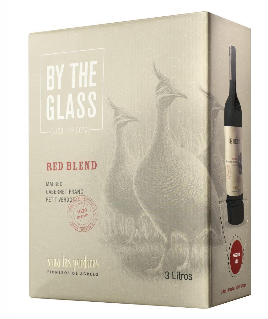 Viña Las Perdices presenta su By the Glass Red Blend con una promoción para el Día del amigo.