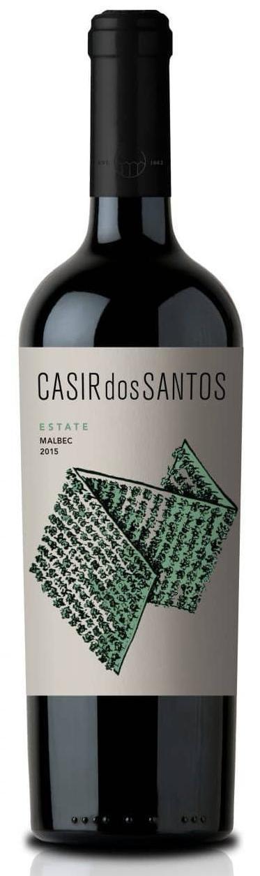 Casir dos Santos Malbec Estate 2017