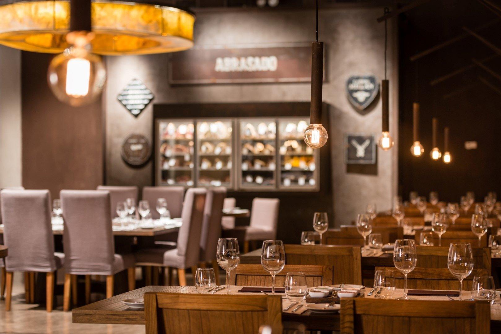 El restaurante Abrasado presenta su propuesta de gastronomía para la primavera