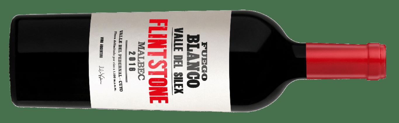 Fuego Blanco Valle del Silex Flintstone Malbec 2016 es la propuesta de Familia Millán para celebrar el Día del Malbec