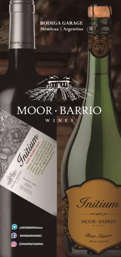 Nueva Web de Moor Barrio Wines