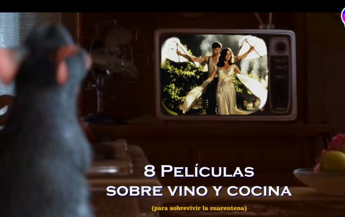 8 Películas sobre vino y cocina para sobrevivir la cuarentena