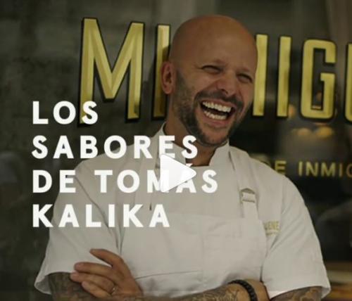 Chef Artois - Stella Artois se une con los chefs más reconocidos para apoyar al sector gastronómico - Tomás Kalika
