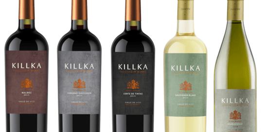 Killka renueva su propuesta con una nueva imagen y su flamante Killka Corte de Tintas