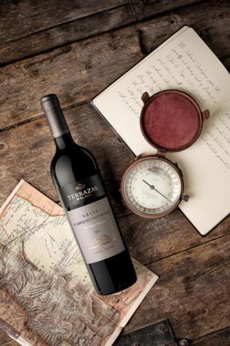 Terrazas de los Andes Grand - La evolución del Malbec, Cabernet Sauvignon y Chardonnay. 2