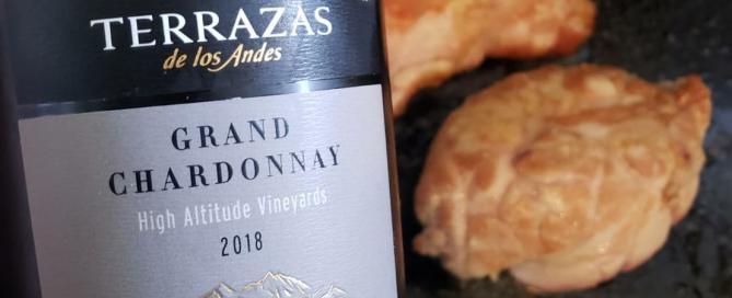 Terrazas de los Andes Grand Chardonnay 2018