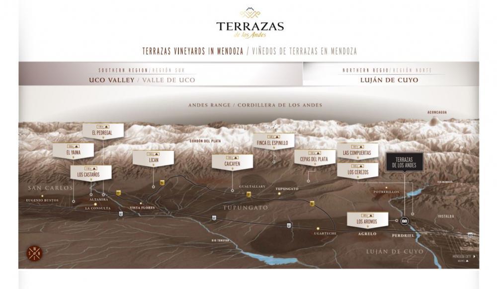 Terrazas de los Andes Grand Viñedos