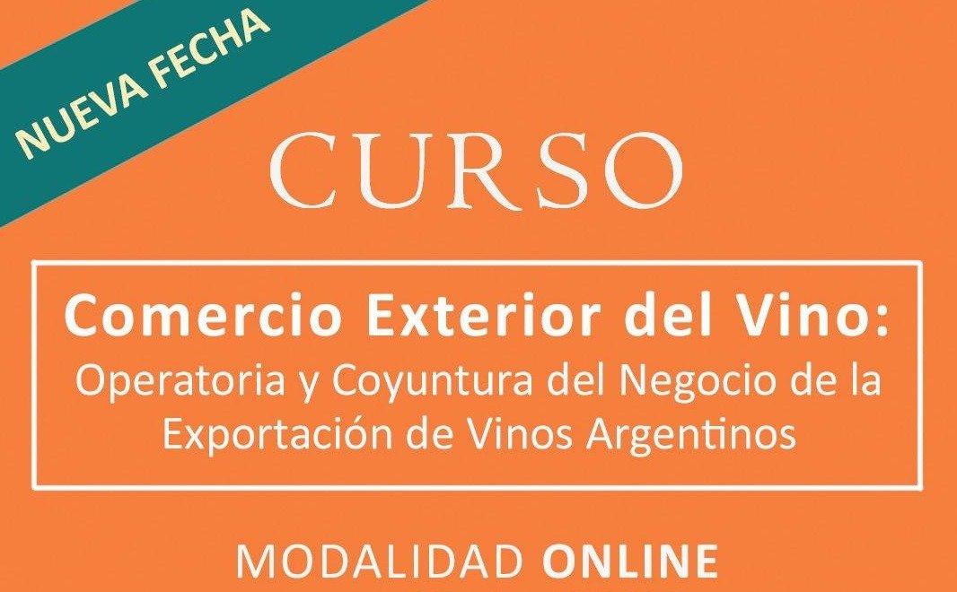 Cursos Desafíos del Vino 2020 - Comercio Exterior del Vino 1