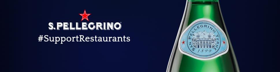 S.Pellegrino presenta #SupportRestaurants