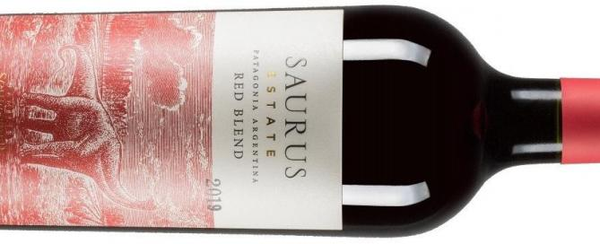 Saurus Estate Red Blend 2019