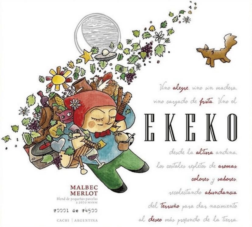 Lo nuevo de Miraluna Ekeko 2017, las uvas de Cachi en estado puro