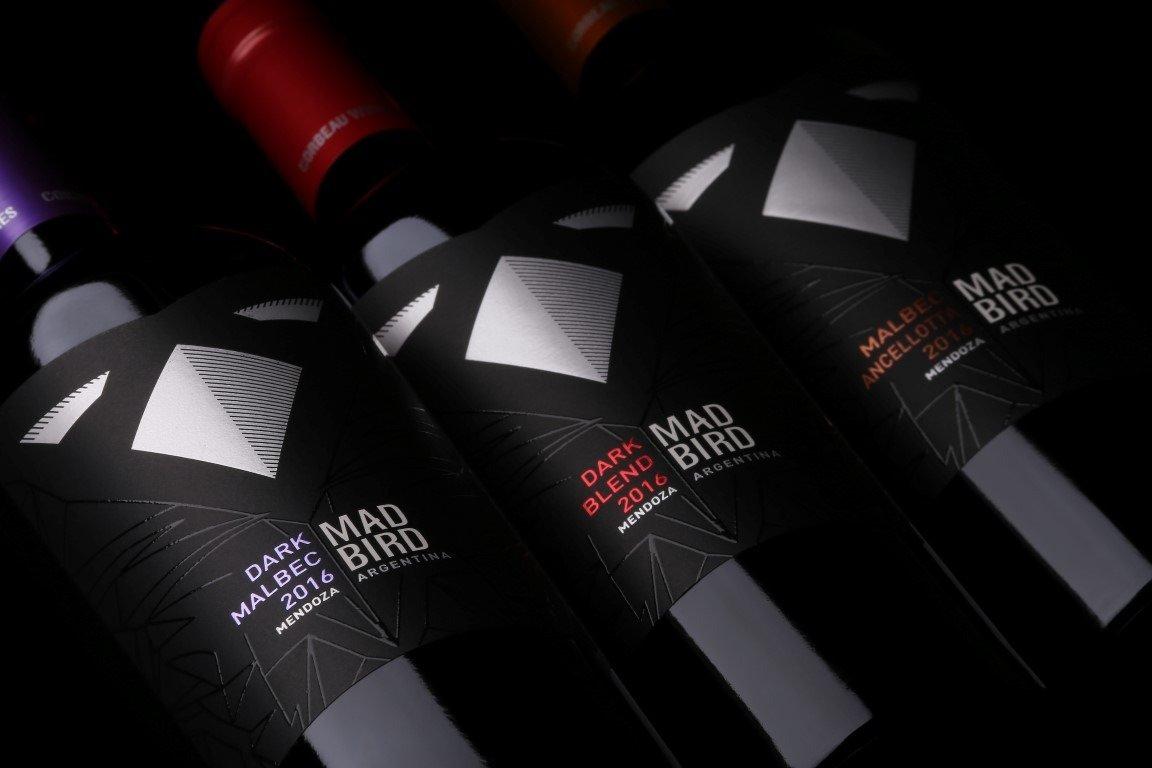 Mad Bird, el comienzo de la historia de Corbeau Wines