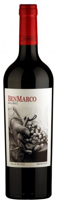 Nueva cosecha 2018 de BenMarco Malbec